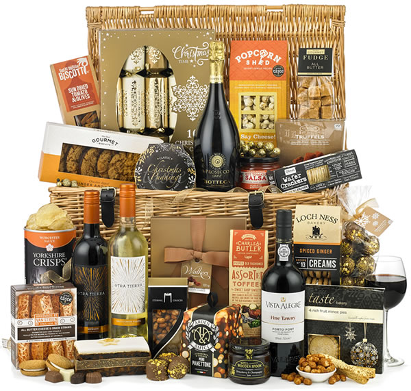 Win this fantastic Christmas Hamper