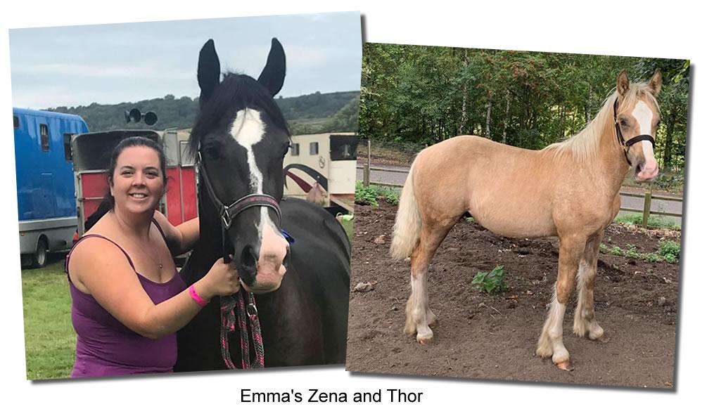 Zena and Thor